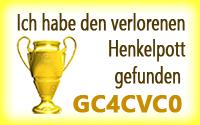 GC4CVC0│Auf der Suche nach dem verlorenen Henkelpott